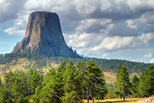Devil's Tower National Monument photo