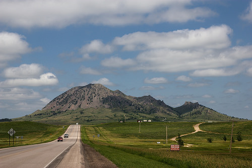 Bear Butte photo