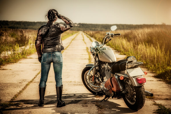 Common myths about biker chicks busted biker digital - Pictures of chicks on bikes ...