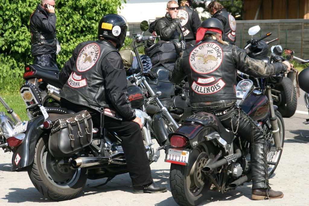 Sons Of Silence The Hardest Outlaw Motorcycle Club