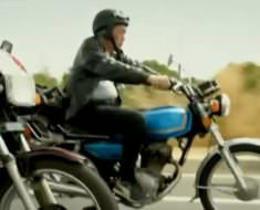 motorcycle commercial