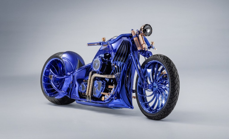 Most Expensive Watch In The World With Price >> World's Most Expensive Hog: $1.9 Million Harley-Davidson ...