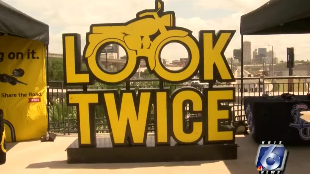 Share the Road: Look Twice for Motorcycles